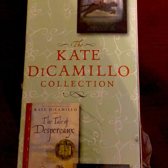 Kate Dicamillo 4 book collection set